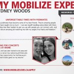 Infographic - The Mobilize Experience (Sydney Woods)