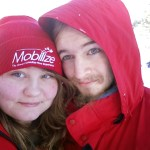 Mobilizers Emily and Zack on their adventure across Canada