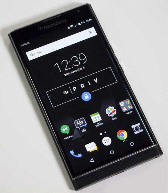 BlackBerry Priv Cep Telefonu