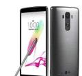 LG G4 Stylus Titan Akıllı Telefon