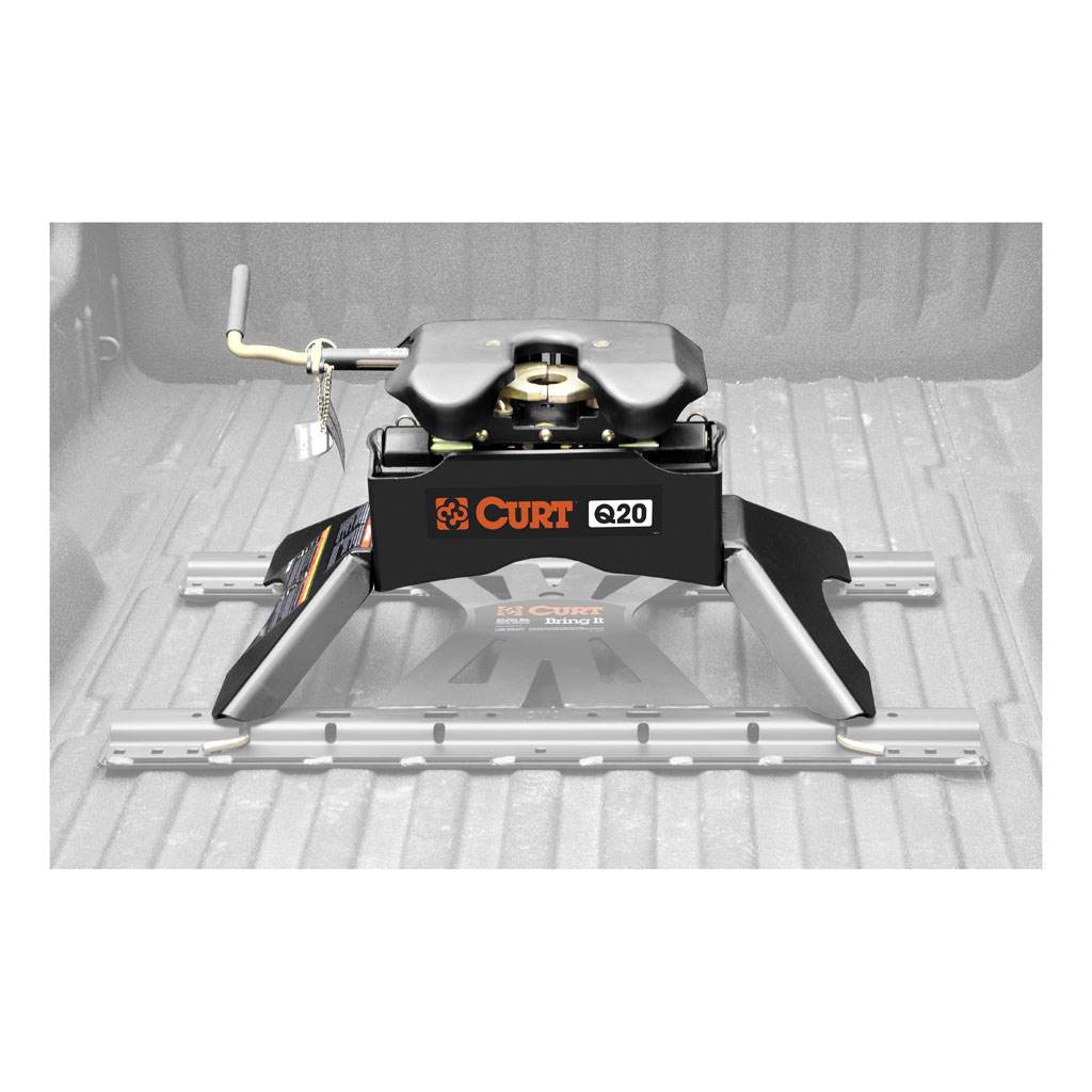 Curt 20k 5th Wheel Hitch Mobile Living Truck And Suv