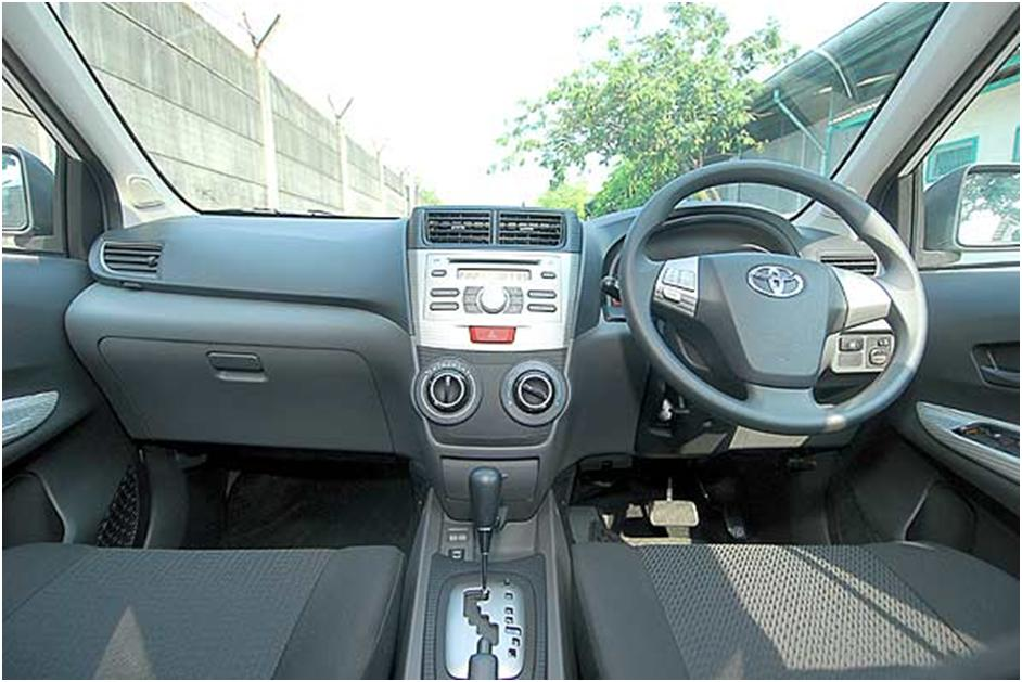 interior grand new avanza matic all kijang innova serayamotor vs xenia ertiga evalia rizal auto toyota honda baru lebih lapang dari generasi sebelumnya