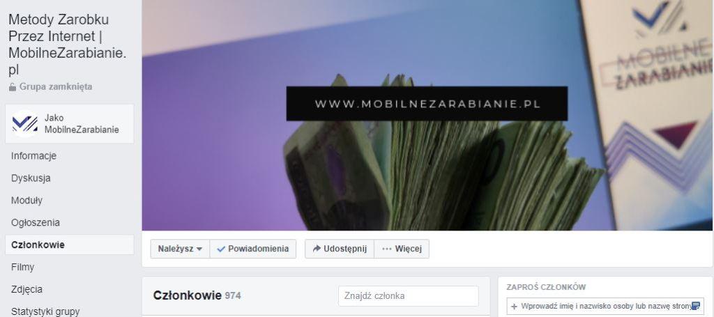 grupa-zarabiania-przez-internet-facebook-mobilnezarabianie