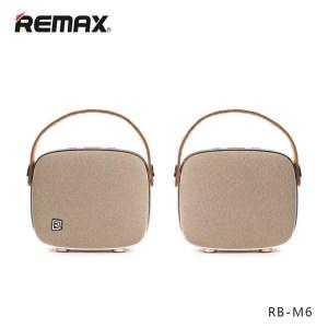 Bluetooth zvucnik Remax Desh RB-M6 zlatni