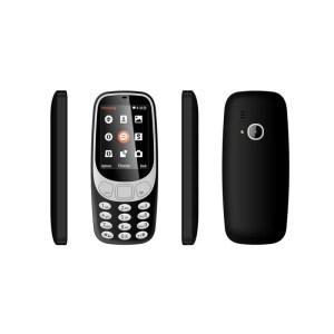 "Mobilni telefon Nokia 3310 2.4"" 3G DS 65MB charcoal"