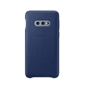 Samsung Maska kozna za Galaxy S10 Lite akvamarin (EF-VG970-LNE)