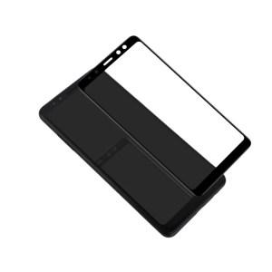Tempered glass Nillkin 3D CP+Max za Samsung A730F Galaxy A8 Plus 2018 crni