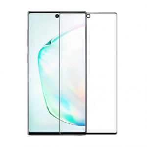 Tempered glass Nillkin 3D CP+Max za Samsung N975F Galaxy Note 10 Plus crni