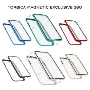 Maska Magnetic exclusive 360 za Huawei Honor 20/Nova 5T srebrna