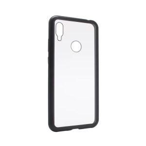 Maska Magnetic za Huawei Y6 2019/Honor 8A crna