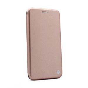 Maska Teracell Flip Cover za Motorola Moto E6 Play roze