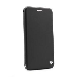 Maska Teracell Flip Cover za Motorola Moto E6 Plus crna