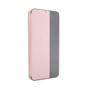 Maska View Window za Huawei Y6 2019/Honor 8A roze