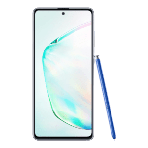 SAMSUNG GALAXY Note 10 Lite 6/128GB (Silver - Srebrna)