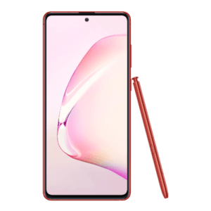 SAMSUNG GALAXY Note 10 Lite 6/128GB (Red - Crvena)