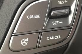 tombol cruise control pada setir