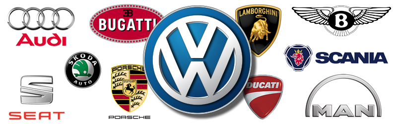anggota vw group