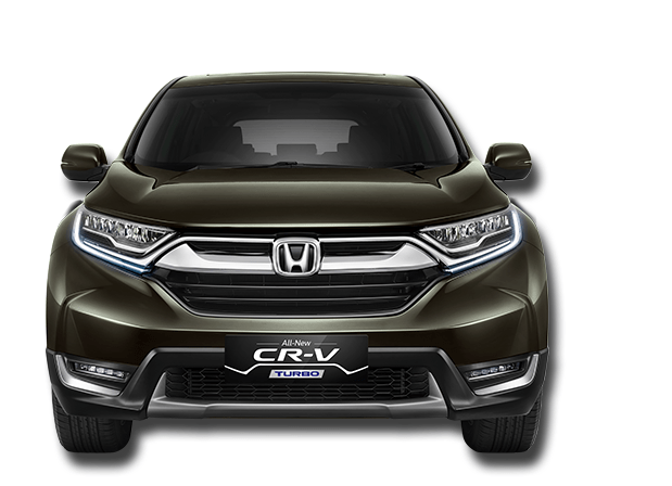Desain Depan All New Honda CRV Turbo