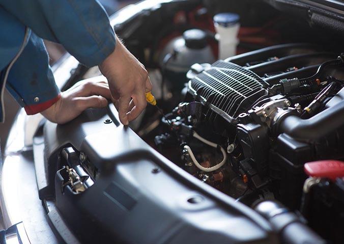 Biaya Turun Mesin Mobil Kualitas Hasil Akhir