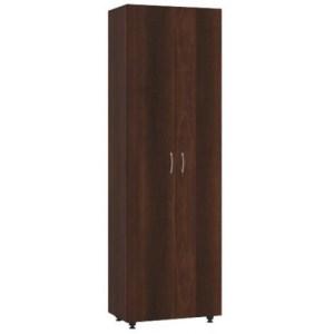 Офисный шкаф для одежды ШГО орех