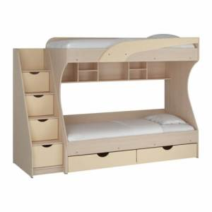 Кровать двухъярусная Кадет