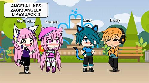 Cute Girl Anime Wallpaper Apk Gacha Life Para Android Baixar Gr 225 Tis O Jogo Vida De