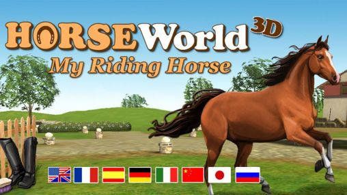 Horse world 3D: My riding horse for Android - Download APK ...