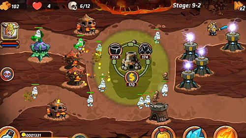 tower defense battle for