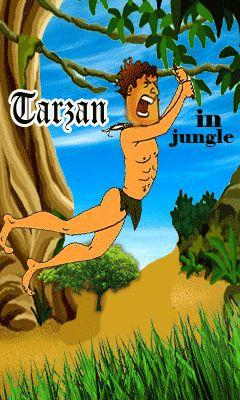 Free Fall Cell Phone Wallpapers Tarzan In Jungle Java Game For Mobile Tarzan In Jungle