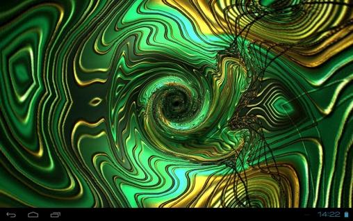 Alien Plasma Tunnels 3d Live Wallpaper Alien Plasma Tunnels 3d Pour Android 224 T 233 L 233 Charger