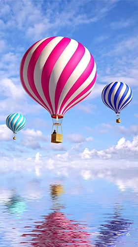 3d Cute Wallpaper Free Download Balloons F 252 R Android Kostenlos Herunterladen Live