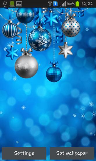 Sakura Falling Live Wallpaper Apk Full Christmas Decorations Live Wallpaper For Android