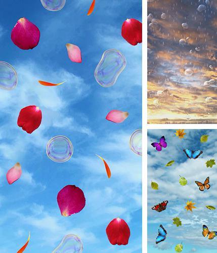 Tornado 3d Live Wallpaper Apk 为android下载免费的 Spring Garden。安卓动态壁纸spring Garden。