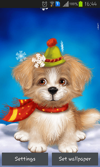 Galaxy S4 3d Live Wallpaper Apk Cute Puppy Live Wallpaper For Android Cute Puppy Free