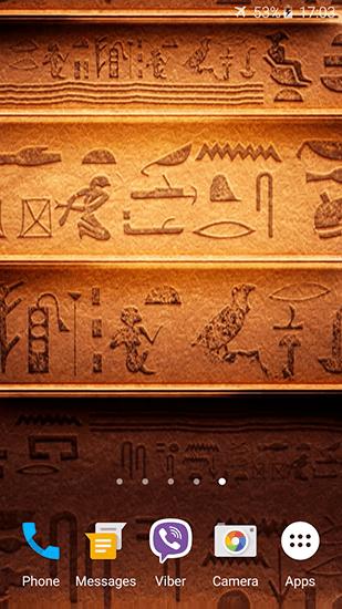egyptian theme pour android a