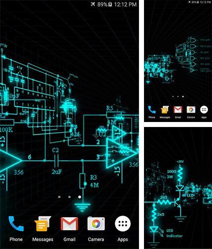 Alien Plasma Tunnels 3d Live Wallpaper Descargar Pyramids 3d Para Android Gratis El Fondo De