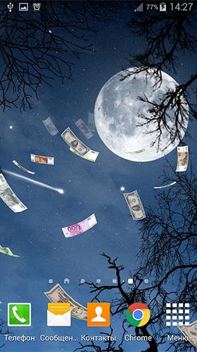 Falling Money Live Wallpaper Apk Falling Money 3d Pour Android 224 T 233 L 233 Charger Gratuitement