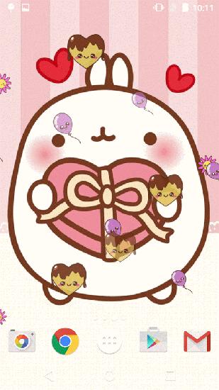 Cute Girl Anime Wallpaper Apk Kawaii Para Android Baixar Gr 225 Tis O Papel De Parede