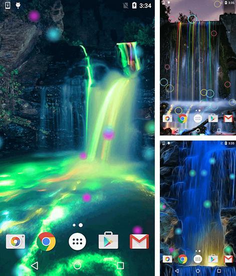 Waterfalls Live Wallpaper 3d Hd Apk Pond With Koi Pour Android 224 T 233 L 233 Charger Gratuitement