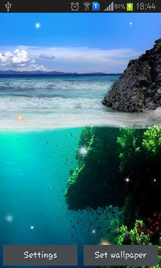3d Animation Wallpaper For Pc Ocean Pour Android 224 T 233 L 233 Charger Gratuitement Fond D