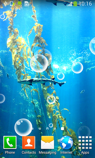 3d Animation Wallpaper For Android Mobile Shark Live Wallpaper For Android Shark Free Download For