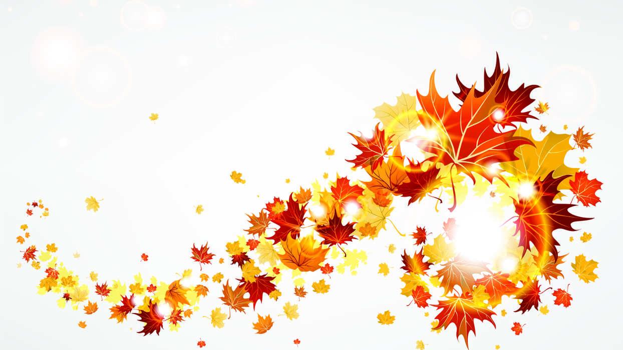 Fall Leaves Live Wallpaper Iphone Download Bilder F 252 R Das Handy Hintergrund Herbst