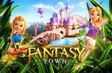 Download Fantasy Town Enter a Magic Village! for iPhone for free iphone mob org