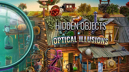 Optical Illusions: Hidden objects game Download APK for Android (Free) | mob.org