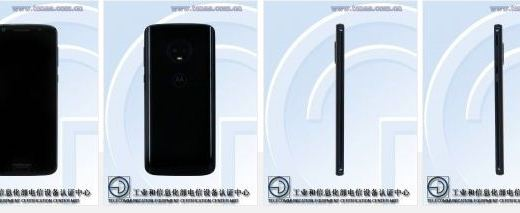 Moto G6 reveals on TENAA
