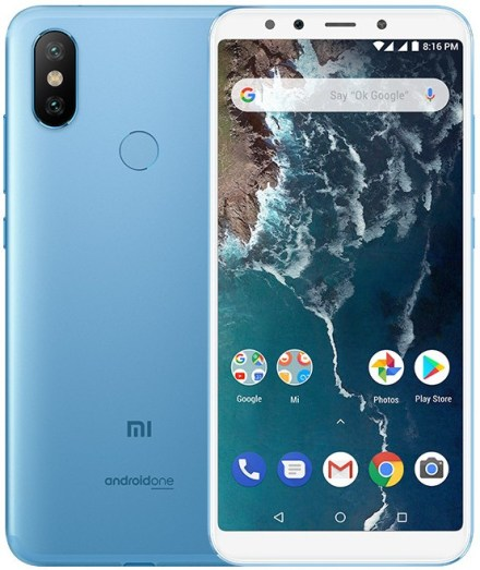 Xiaomi Mi A2 will be launched