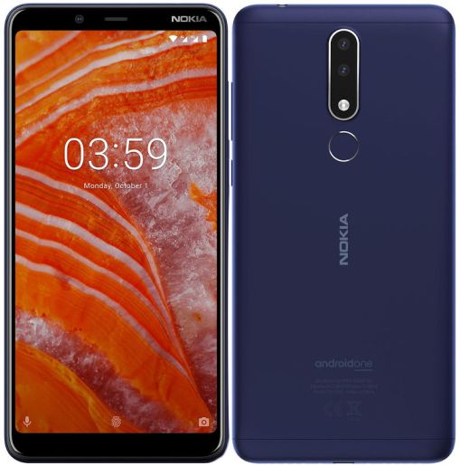 Nokia 3.1 Plus announced