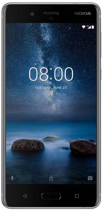 Nokia 8 launched