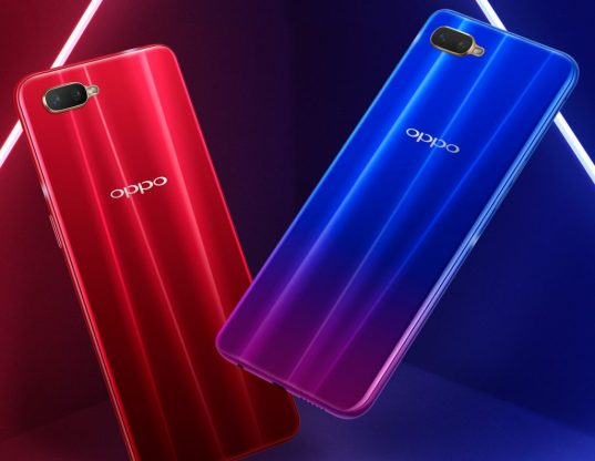 Oppo RX17 Neo announced
