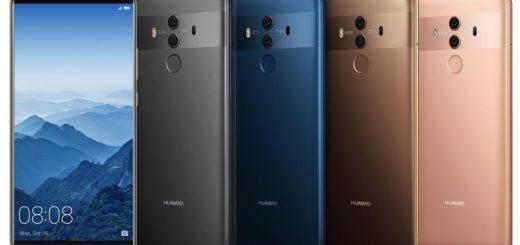 Huawei Mate 10 Pro announced
